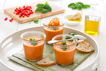 Food Foto Gazpacho